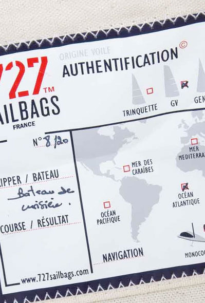 Le Comptoir 727Sailbag